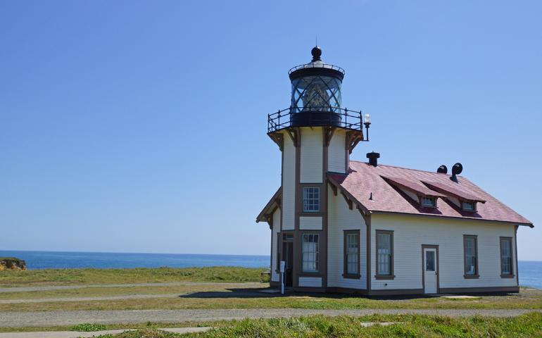 Point Cabrillo Lighthouse Mendocino County