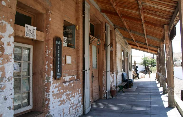 Randsburg Ghost Town California