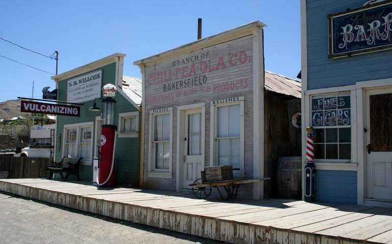 Randsburg California Ghost Town Day Trip