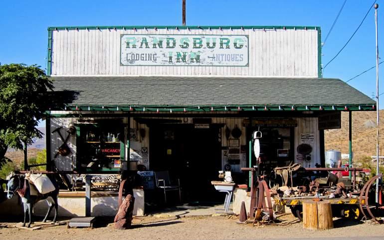 Randsburg Inn Randsburg Ghost Town
