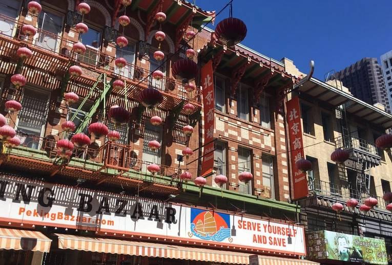 San Francisco's Chinatown