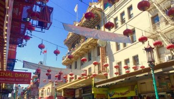 San Francisco Chinatown Day Trip