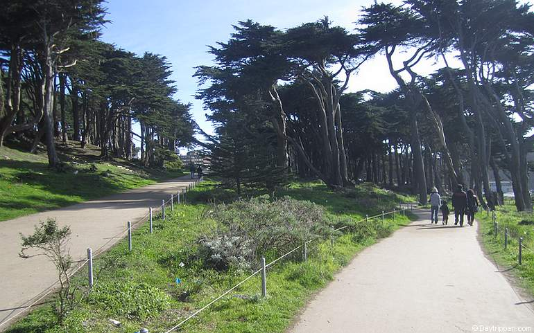San Francisco Lands End Park