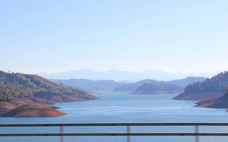 Lake Shasta California