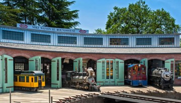 Sonoma Train Town Day Trip Budget-Friendly Fun