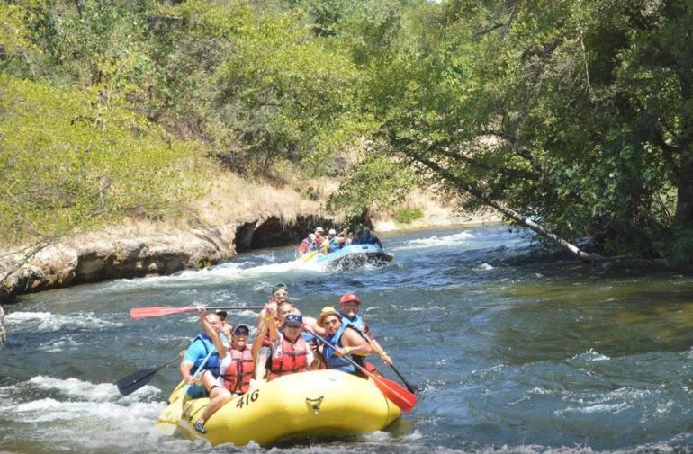 Stanislaus River Rafting