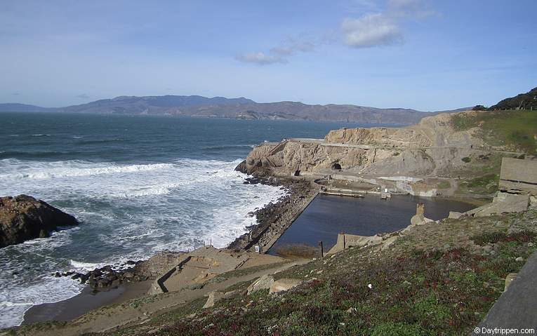 Sutro Baths Lands End Park