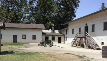 Sutter's Fort Sacramento Day Trip Historic California