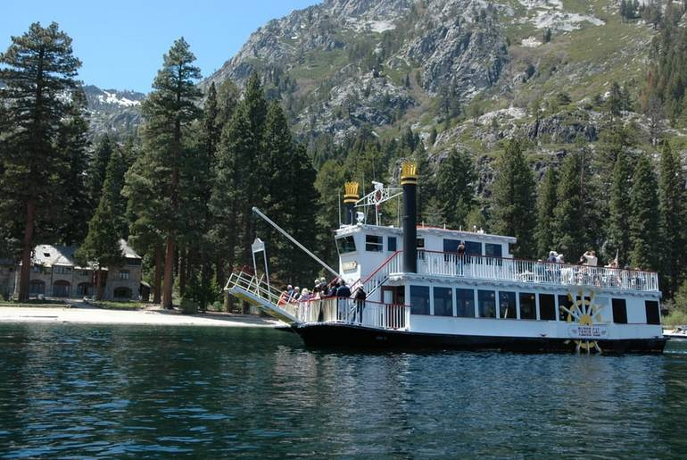 Tahoe Gal Lake Cruise
