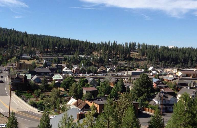 Truckee California Day Trip