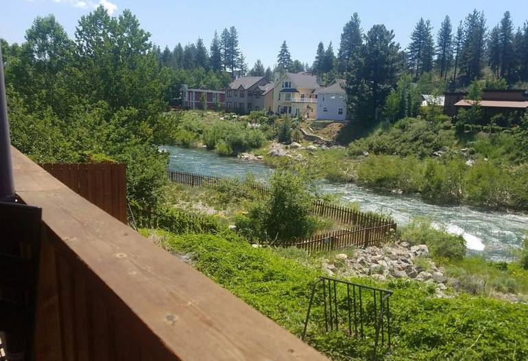 Truckee River Truckee California