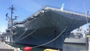 USS Hornet San Francisco Day Trip