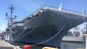 USS Hornet San Francisco Day Trip