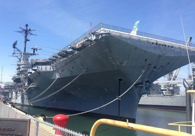 USS Hornet Museum San Francisco Day Trip