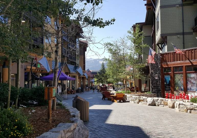 Village at Mammoth Lakes