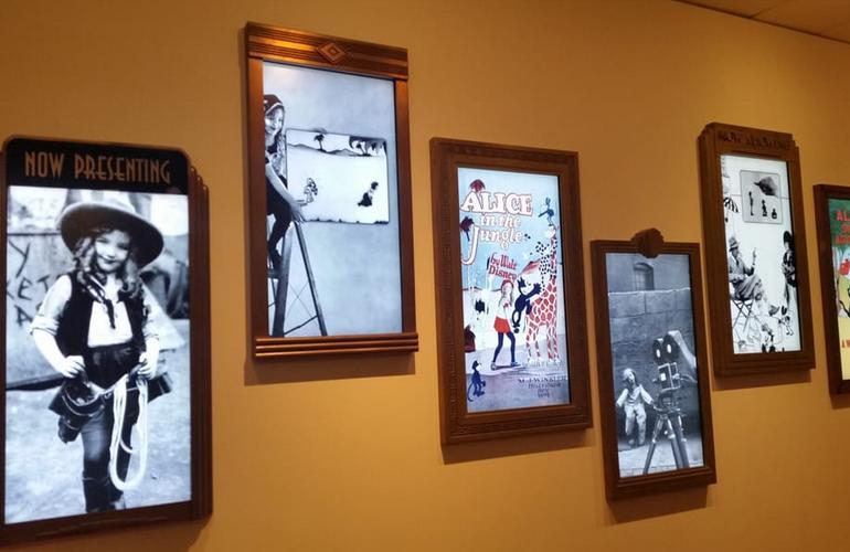 Walt Disney Museum San Francisco
