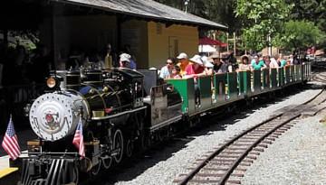 Billy Jones Wildcat Railroad Day Trip