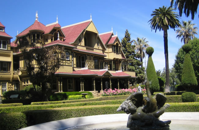 Winchester House Day Trip