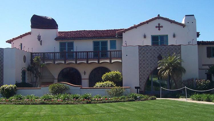 Adamson House Museum Malibu Beach