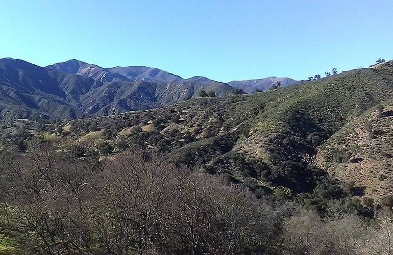 Arroyo Seco Campground Greenfield CA