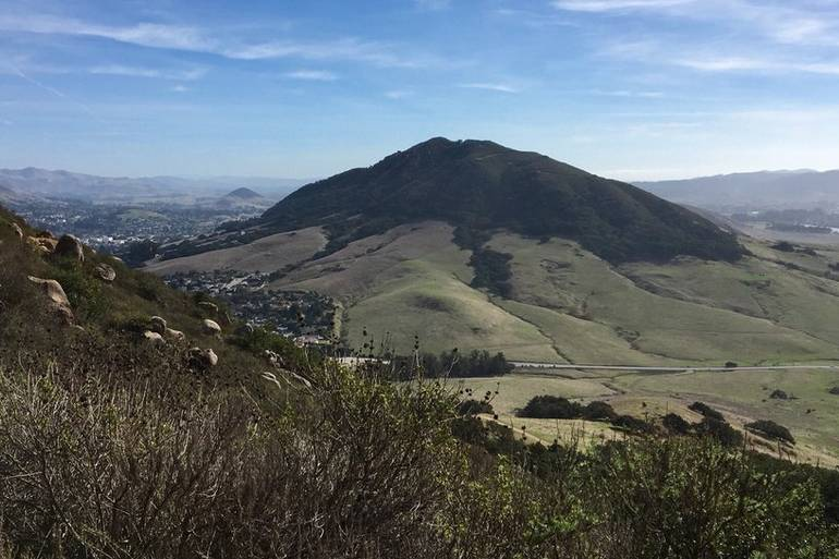 Hike to Bishop Peak