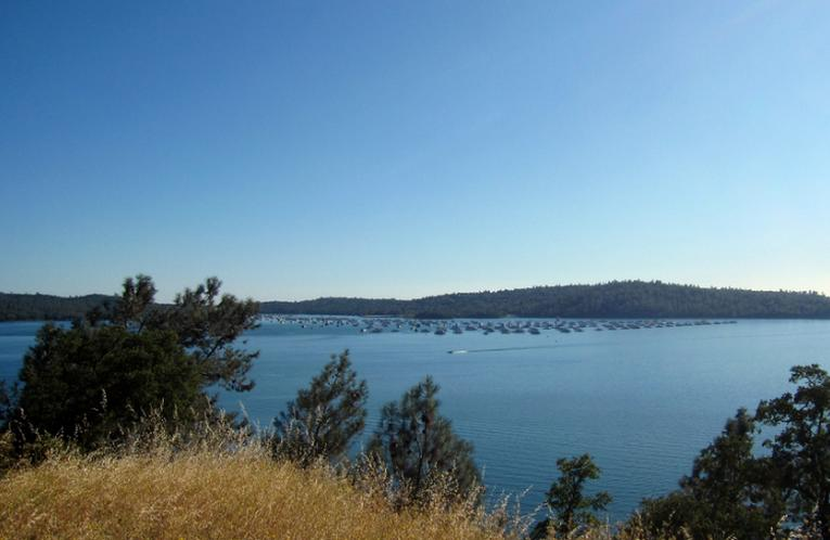 Lake Oroville California