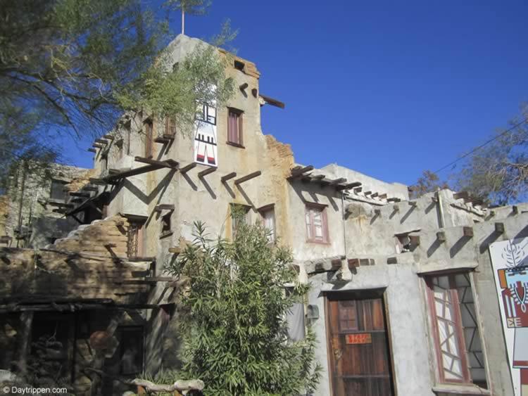 Cabot's Pueblo Museum Desert Hot Springs