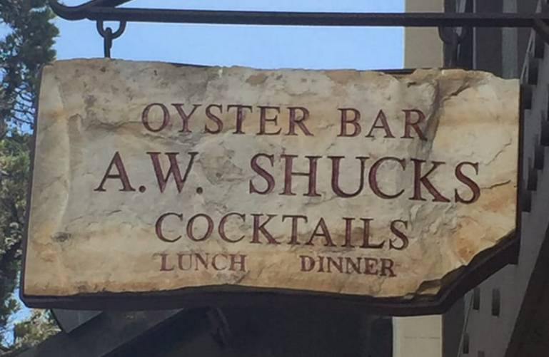 A.W. Shucks Oyster Bar Carmel-by-the-Sea