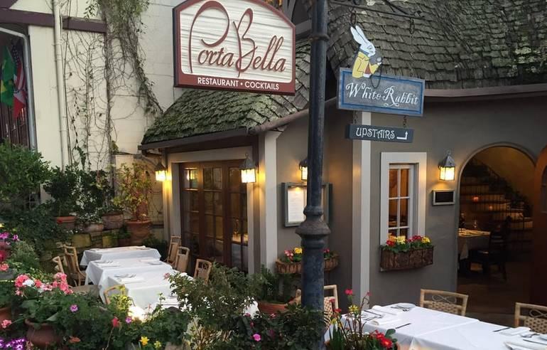 Portabella Mediterranean Restaurant