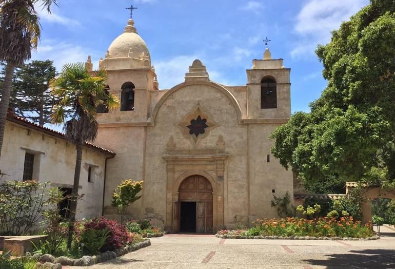 Mission San Carlos Borromeo del río Carmelo