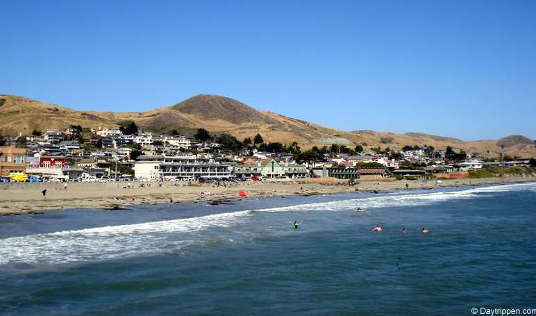 Cayucos by the Sea
