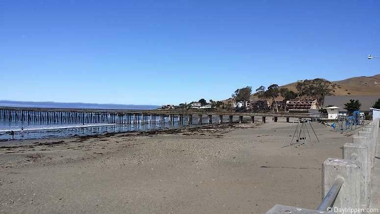 Cayucos Pier & Beach