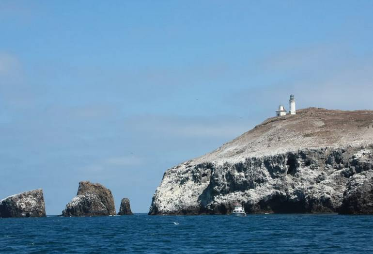 Channel Islands National Park In December