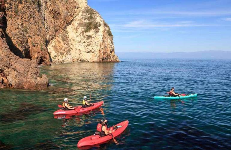 Channel Islands National Park Kayaking