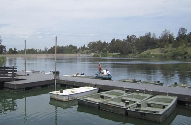 Fishing Laguna Niguel Regional Park
