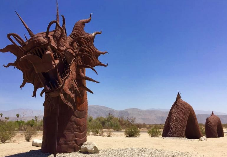 Galleta Meadows Sculptures