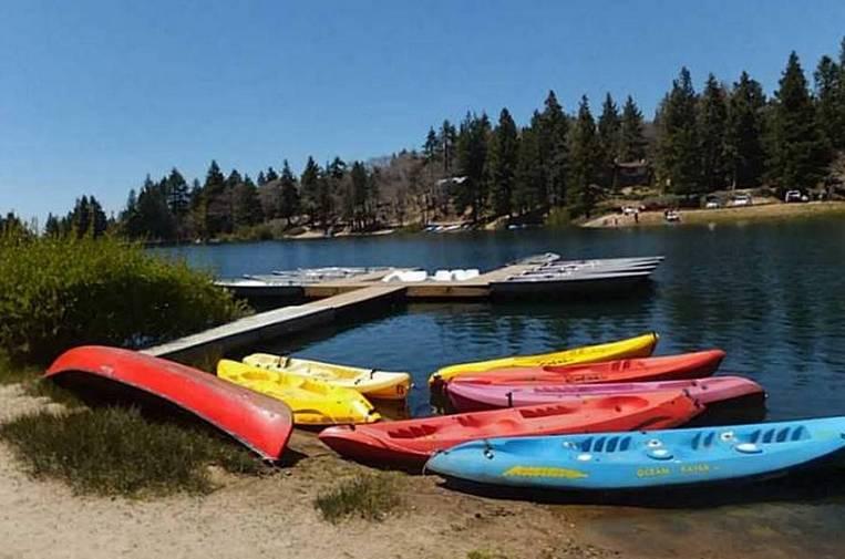 Green Valley Lake Boat Rentals