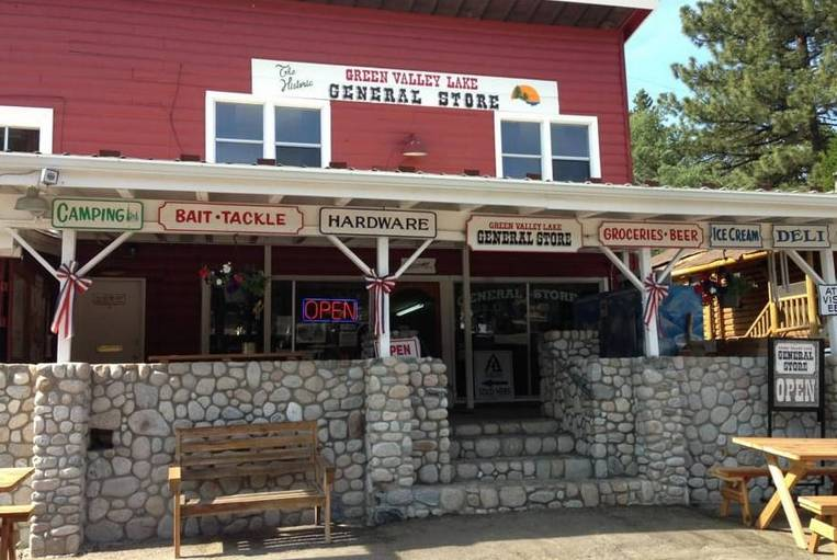 Green Valley Lake General Store