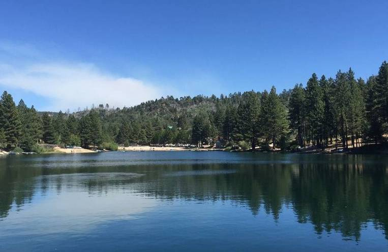 Green Valley Lake San Bernardino Mountains