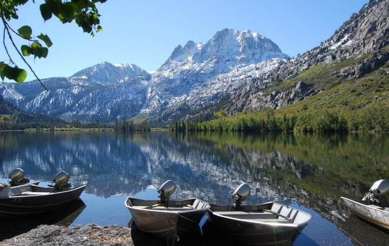 California High Sierra Fishing