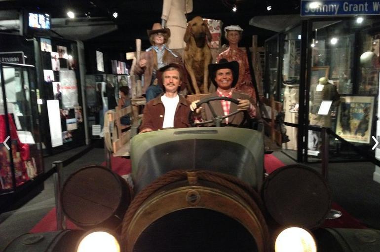 Beverly Hillbillies Exhibit