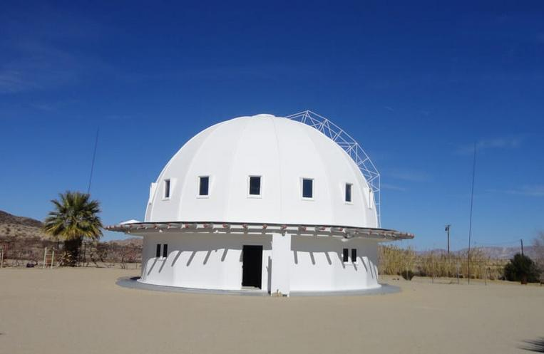 Integratron Landers California