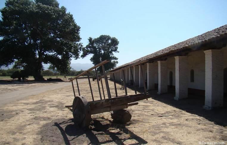 La Purisima Mission California