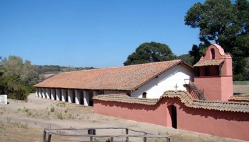 La Purisima Mission Day Trip Lompoc California