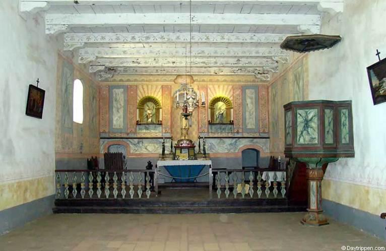 La Purisima Mission Church