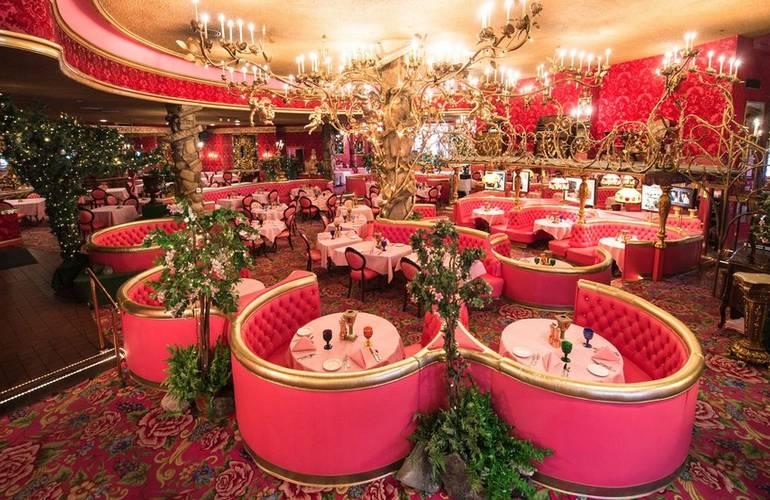 Madonna Inn Gold Rush Steakhouse