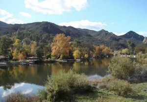 Malibou Lake Santa Monica Mountains