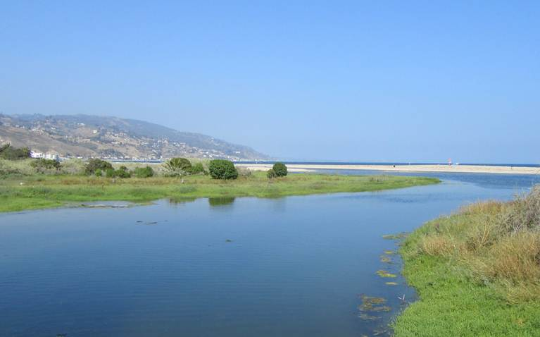 Malibu Beach Lagoon
