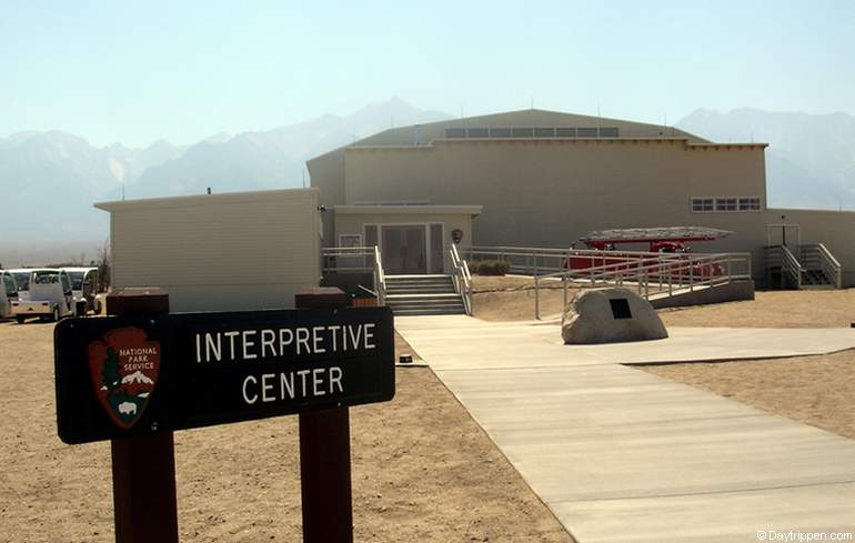 Manzanar Interpretive Center
