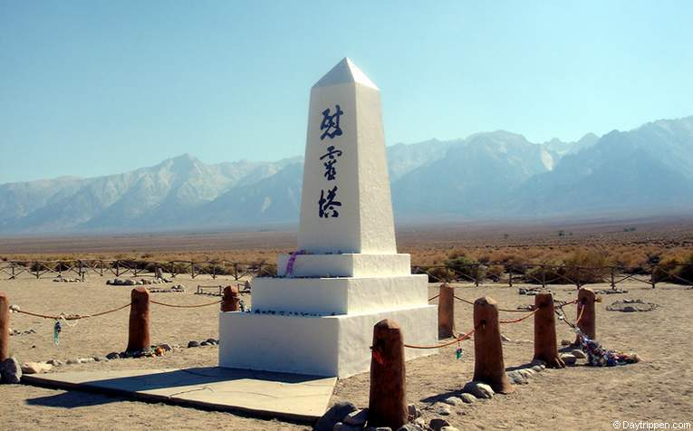 Manzanar Relocation Camp Memorial